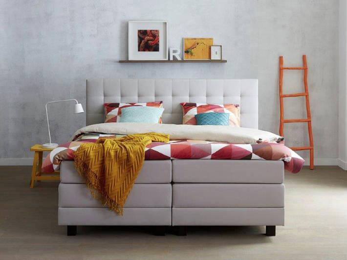 boxspringbett design 6000 boxspringbetten traum. Black Bedroom Furniture Sets. Home Design Ideas